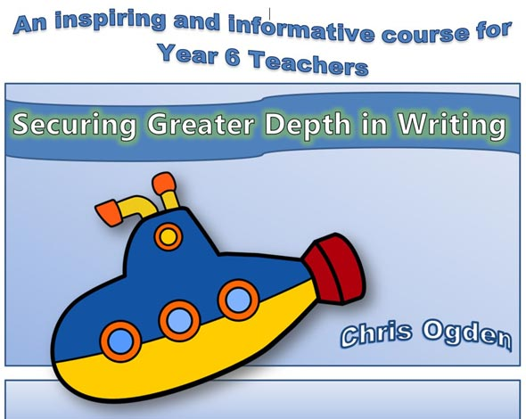 Securing Greater Depth in Writing