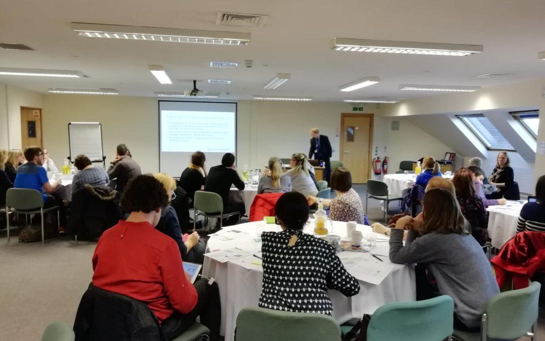 Englisg Subject Leaders Network Meeting