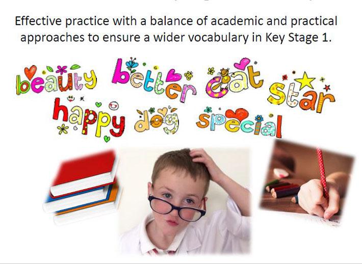 Developing Vocabulary KS1